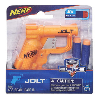 Nerf - N Strike Elite - Jolt Con 2 Dardos