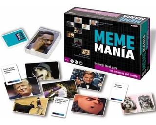 Juego De Mesa Meme Mania Toyco Original Jugueteria Bloque