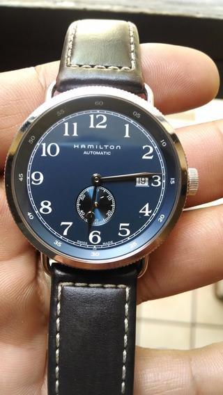 Reloj Hamilton Navipioner