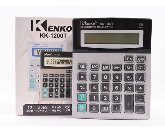 Calculadora Grande Kenko Kk-1200t