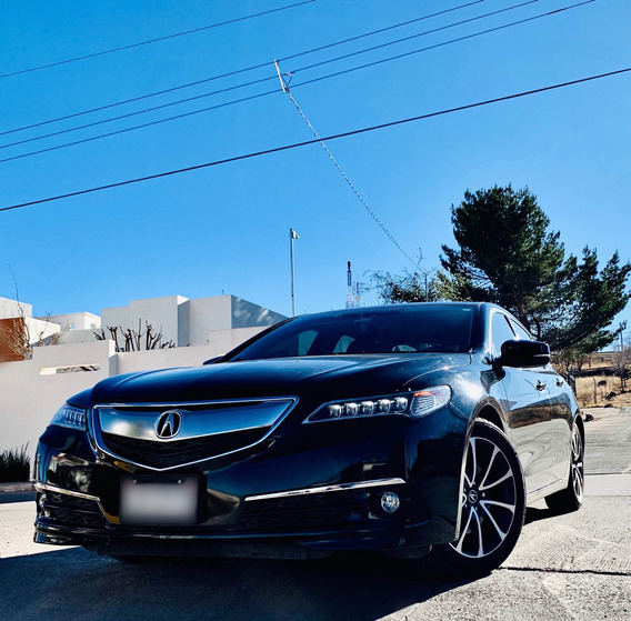 Acura Tlx, 2015, Advance 3.5l,5 Puertas