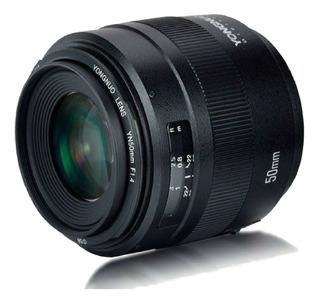Yn 50mm F 1.4 Yongnuo 50mm Para Nikon