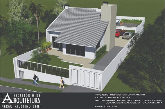 Vendo Casa Nova - Pato Branco - Pr