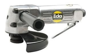 Esmerilhadeira Lixadeira Compressor Pneumática 4 Pol 8xn Eda