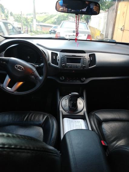 Kia Sportage 2.0 Lx 4x2 Flex Aut. 5p 2012