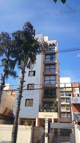 Imagem 1 de 11 de Apartamento Com 1 Dormitório À Venda, 55 M² Por R$ 250.000,00 - Jardim Flamboyant - Campinas/sp - Ap16344