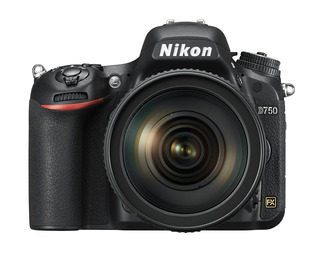 Cámara Réflex Digital Nikon D750 De Formato Fx Con 24-120