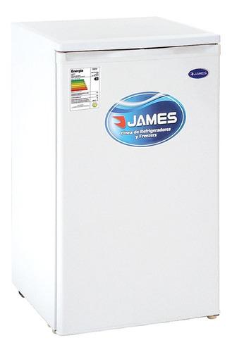 Frigobar James Jn-144k Capacidad 96l Con Llave Clase A