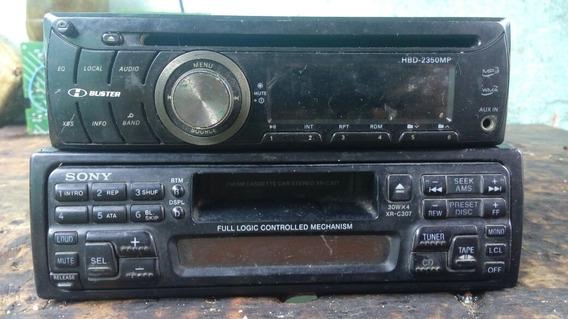 Rádio Automotivo Com Defeito Xr C307 Hbd 2350mp