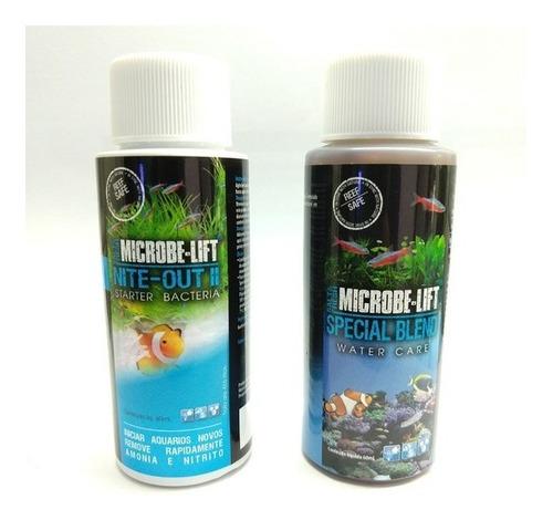 Imagem 1 de 1 de Microbe-lift Kit Special Blend  60ml + Nite Out Ii 60ml