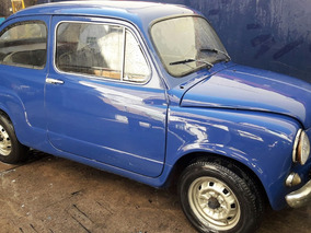 Fiat 600 S Para Entendidos- Para Armar Titular