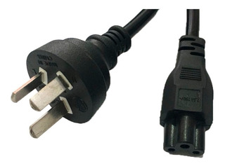 Cable Notebook Cargador 220v Trebol Mickey Fuente