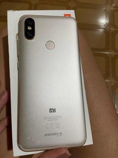 Celular Xiaomi Mi A2 Gold 4gb Ram 64gb