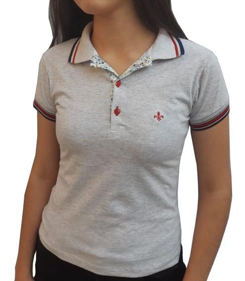 Blusas Camisas Uniformes Polo Feminina 9pçs Atacado Barato