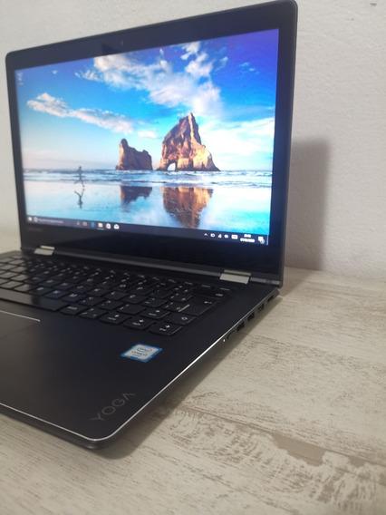 Notebook Lenovo Yoga Touch Core I3 6a Geração 4gb Seminovo