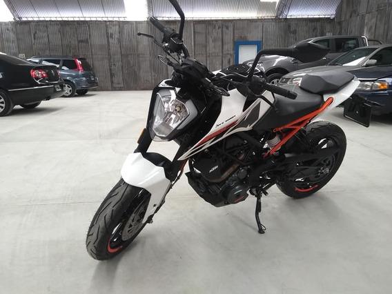 Ktm Duke Naked 250 2018 Km 9000 Nueva!! Vndo O Pmto!!!!