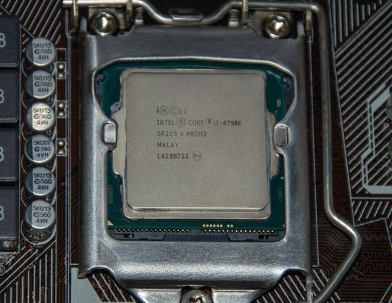 Intel Core I7 4790k (delid)