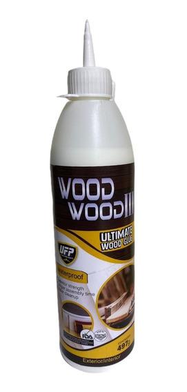 Cola Wood Wood 3 Atóxica Marcenaria Mdf Com 497g