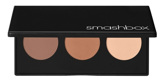 Smashbox Step-by-step Contour - Paleta De Contorno Kit