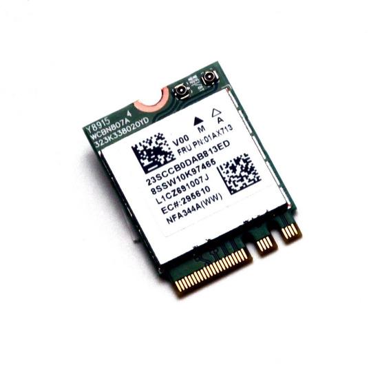 Wireless Bluetooh Lenovo Yoga 710 910 920 01ax713 Qcnfa344a