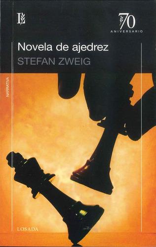 Novela De Ajedrez - Zweig - Losada