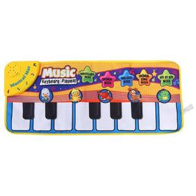 Tapete Musical Bebe Educativo Tatame Dobravel Incentivo