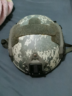 Casco Táctico Militar Fuerzas Especiales, Paintball, Airsoft