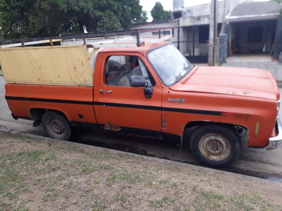 Chevrolet Pick Up 1978