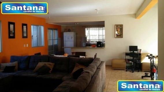 03670 - Sobrado 5 Dorms. (1 Suíte), Esplanada - Rio Quente/go - 3670