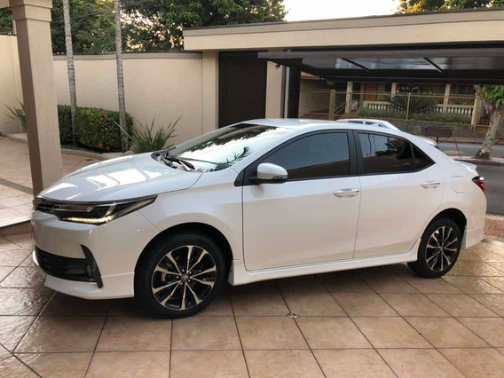 Toyota Corolla 2019 2.0 16v Xrs Flex Multi-drive S 4p
