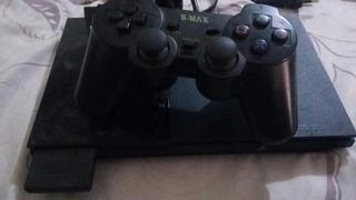 Vido Game Play 2 Com Um Controlr E Um Memorie Card