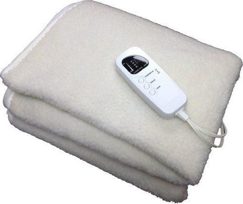 Cobertor Electrico Calentador Para Camillas De Masajes