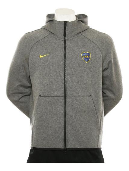 Campera Boca Juniors Tech Fleece Nike