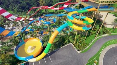 Dream Park Passaporte Familiar Vitalicio