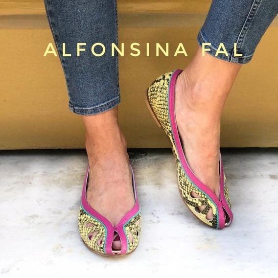 Chatita Alfonsina Fal Boquita De Pez Amarillo
