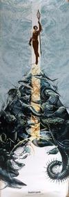 Poster Exclusivo Aquaman Dc 90x30 Coleção Omelete Box