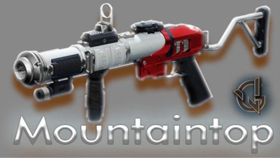 Mountain Top (topo Da Montanha) Destiny 2 - Ps4