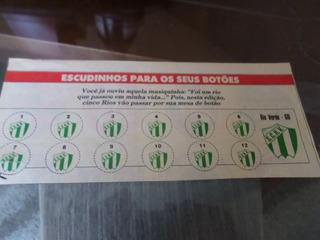 Escudos Para Jogo De Botão Futebol De Mesa Rio Verde Goiás