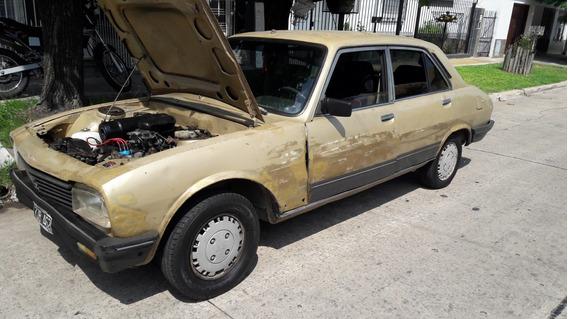 Peugeot 504 Nafta Aire Titular Permutaria
