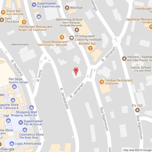 Imagem 1 de 1 de Apartamento Para Aluguel Por R$2.200,00/mês Com 110m², 1 Dormitório, 1 Suite E 1 Vaga - Vila Andrade, São Paulo / Sp - Bdi7598