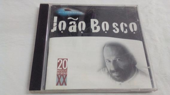 Joao Bosco 20 Musicas Do Seculo Xx Milleniun Brasil