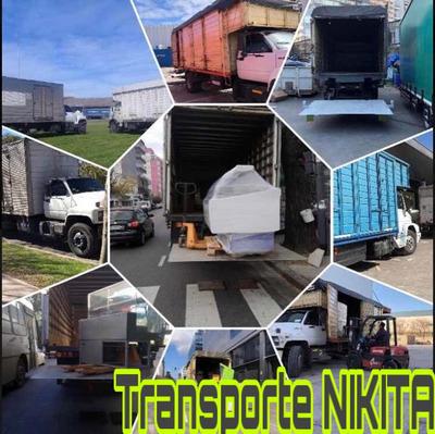 Fletes Camiones Plataforma De Carga Hidraulica Barracas Boca