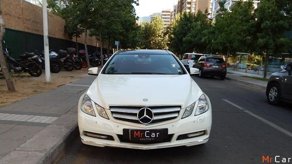 Mercedes Benz Clase E500 Coupe Elegance
