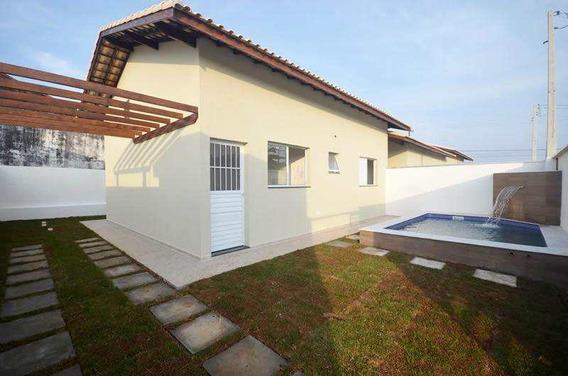 Casas Com 2 Dorms, Lado Praia - Cibratel Ii, Itanhaém - Cod: 23 - V23