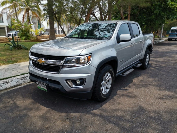 Chevrolet Colorado Ltz Doble Cabina 4x4 Aut 3.6l 2016