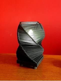 Lámpara De Escritorio, Velador, Deco.. Diseño Espiral Modern