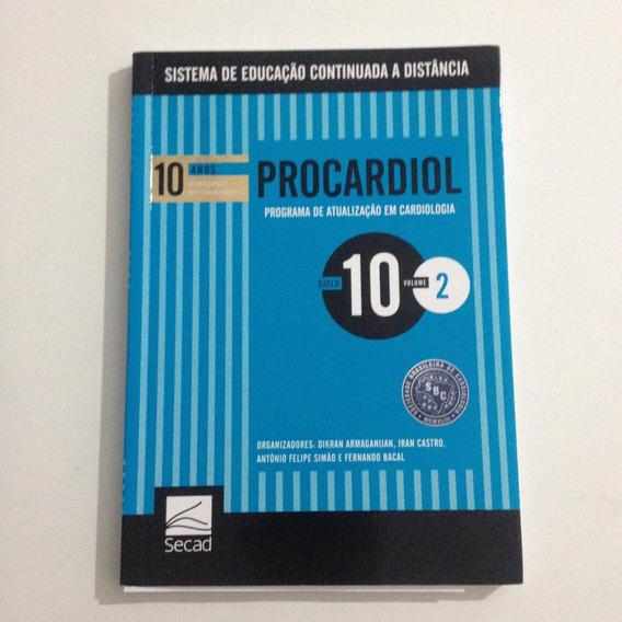 Livro Procardiol Ciclo 10 Volume 2 C2 Cardiologia 10 Anos C2