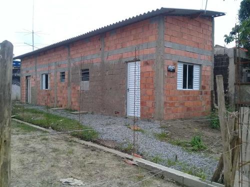Casa A 1km Da Pista Em Itanhaém-sp