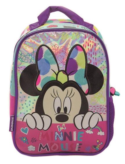 Mochila Espalda Jardín Minnie 12 Disney Giro Didáctico