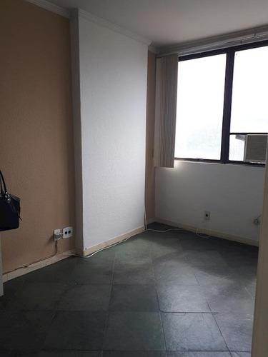 Imagem 1 de 2 de Sala À Venda, 50 M² Por R$ 180.000,00 - Centro - Niterói/rj - Sa2103